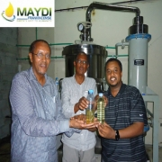 Dispatch of Essential Oil Distilaltion Plant