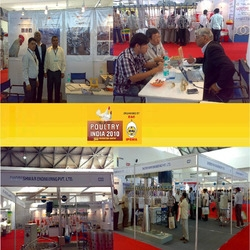 Poultry India Exhibition, PI-2010, Hyderabad