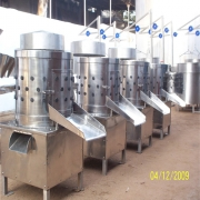 Dispatch of Poultry Dressing Equipment